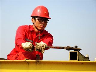 """""""土生土长""""石油娃刘永保:面对工作,充满奋斗激情"""